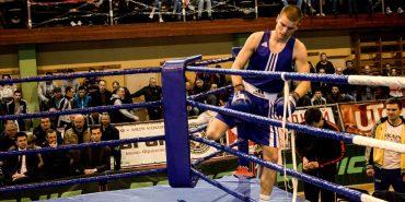 Тарас Гальчук з Коломийщини здобув бронзу на Кубку України з боксу. ВІДЕО