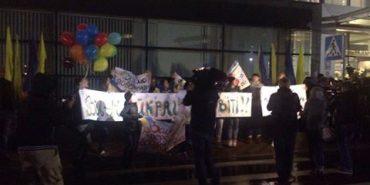Як зустрічали українських паралімпійців на рідній землі . ФОТО