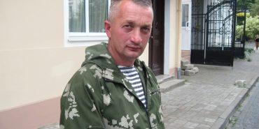 """""""Золоті Леви"""" не вішають зброю на кілок: історія бійця АТО з Коломийщини"""