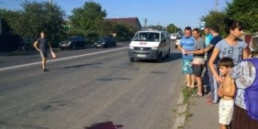 Водій-втікач, який збив дівчинку в Крихівцях, здався правоохоронцям