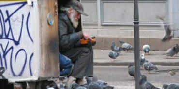 70% безхатченків у Івано-Франківську – мешканці Закарпаття