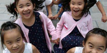 Сім пар близнюків будуть навчатися в одному класі. ФОТО