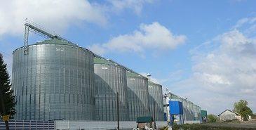 У Городенці відкрили сучасний елеватор німецької марки, потужністю 85 тис. тонн