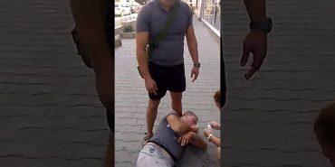 В Криму жорстоко побили українця через українську символіку
