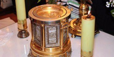До Коломиї привезуть мощі одного з апостолів Христа