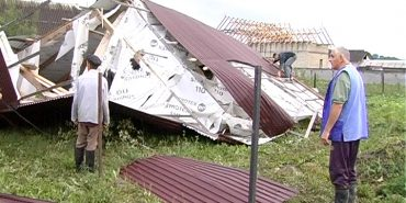 На ліквідацію червневого стихійного лиха Коломийщина отримає 170 тис. грн.