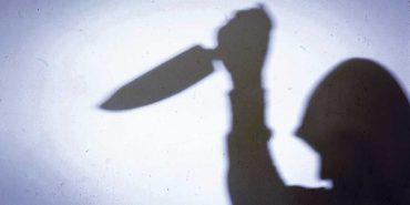 На Франківщині поліція затримала хулігана, який погрожував перехожим ножем