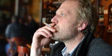 Тарас Прохасько про куріння і дорослість