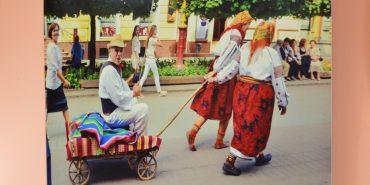 """Саркастично-іронічний """"Ukrainian Style"""" показали іванофранківцям. ФОТО"""