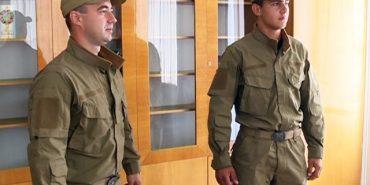 Муніципальники Коломиї відтепер мають власну форму, вартість комплекту – 5 тисяч гривень