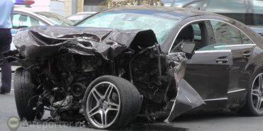 Автомобіль Путіна потрапив у смертельне ДТП, водій загинув