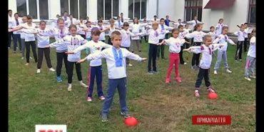 На Коломийщині школярі відроджують руханку, яку описав в книжці син Франка