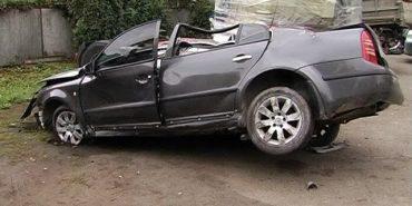 Смертельна ДТП у Шепарівцях: 28-річний пасажир загинув на місці, водій травмований. ВІДЕО