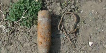 Небезпечну знахідку виявили поблизу Івано-Франківська
