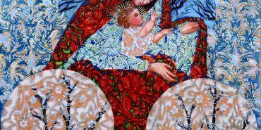 Прикарпатський художник створює неймовірні ікони. ФОТО