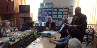 У Коломиї обговорили аспекти інтеграції переселенців у місцеву громаду