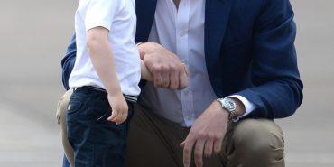 Маленький секрет у вихованні дитини від принца Вільяма