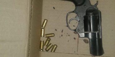 У Франківську патрульні затримали водія та пасажирів, які вчинили ДТП і стріляли зі зброї