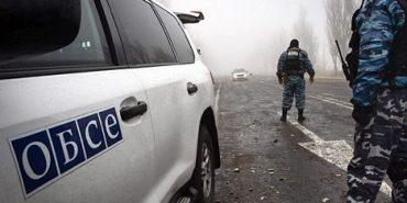 В Івано-Франківську у подвір'ї біля офісу ОБСЄ підірвали гранату