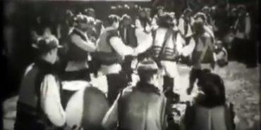 У мережі опублікували відео гуцульського весілля 80 років тому