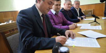 """Завдяки Євросоюзу на 10 перехрестях Коломиї встановлять 32 """"розумні"""" відеокамери. ФОТОРЕПОРТАЖ"""