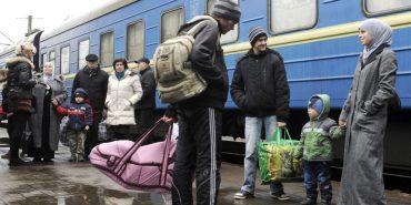 Майже 5 тисяч переселенців з Криму і Донбасу живе на Франківщині. ІНФОГРАФІКА