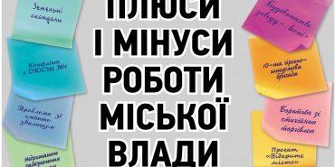 Підсумки роботи міської влади Коломиї за 8 місяців: плюси і мінуси