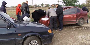 На Прикарпатті затримали угруповання квартирних крадіїв з Грузії. ФОТО