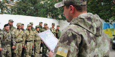 На Прикарпаття із зони АТО повернувся загін прикарпатських поліцейських. ФОТО
