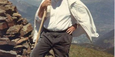 Маловідомі фото папи Йоана Павла ІІ на відпочинку в горах. ФОТО