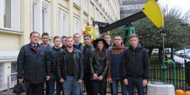 До Кракова на навчання вперше поїхало 70 студентів Університету нафти і газу