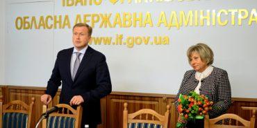Голова ОДА представив  свого нового першого заступника Марію Савку. ФОТО