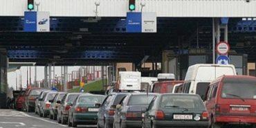 На польському кордоні у чергах понад 1000 автівок