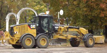 На Прикарпатті триває капітальний ремонт доріг. ФОТО