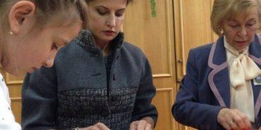 На Прикарпатті перебуває перша леді Марина Порошенко. ФОТО
