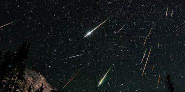 Три ночі поспіль в Україні можна буде спостерігати метеоритний дощ