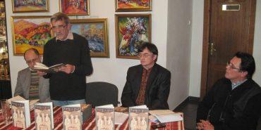 """Карпати на трьох"" презентували коломиянам у Музеї писанки"