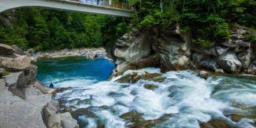 У Яремчі 17-річна киянка впала у водоспад