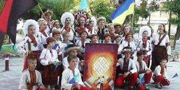 """Коломийський ансамбль народного танцю """"Сварга"""" отримав гран-прі у Греції"""