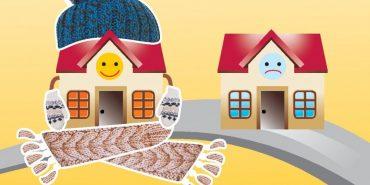 Відновлено урядову програму допомоги при утепленні житла