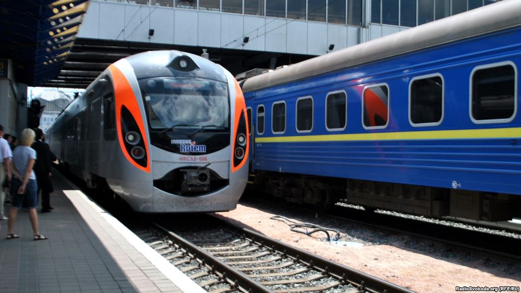 Туалети і Wi-Fi: українські потяги модернізують