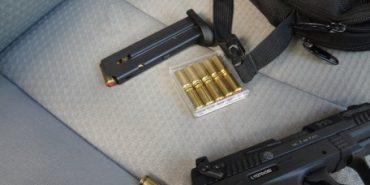 На Косівщині жінка незаконно зберігала вдома пістолет з патронами