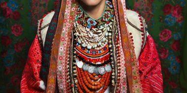 Традиційне весільне вбрання Снятинщини. ФОТО