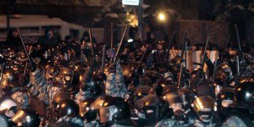 """13 """"беркутівців"""", яких підозрюють у злочинах на Майдані, відсторонено від служби"""