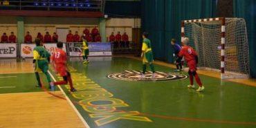 На Прикарпатті стартував чемпіонат України з футзалу серед дитячо-юнацьких команд