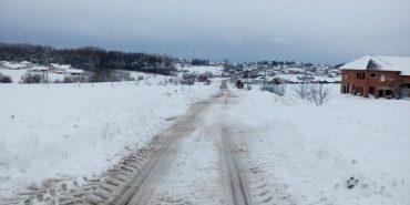 Облавтодор розчищає трасу на Коломию