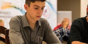 Юний косівчанин увійшов до топ-10 найсильніших шашкістів світу