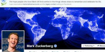 Facebook помилково повідомив про смерть кількох сотень користувачів, серед яких і Цукенберг