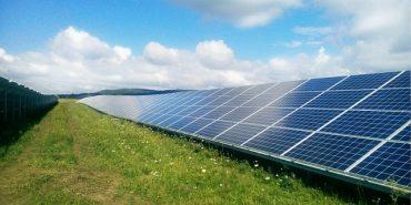 На Снятинщині збудували потужну сонячну електростанцію. ФОТО