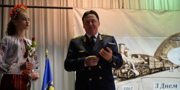 У Коломиї залізничники Івано-Франківської дирекції відзначили професійне свято. ФОТОРЕПОРТАЖ